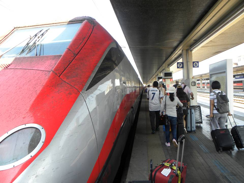 Slow Travel Travel In Italy Train Or Plane